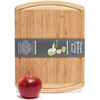 Greener Chef Small Cutting Board for Kitchen - 12 x 9 Inches - Perfect for Smaller Jobs - Bamboo Small Chopping Board…
