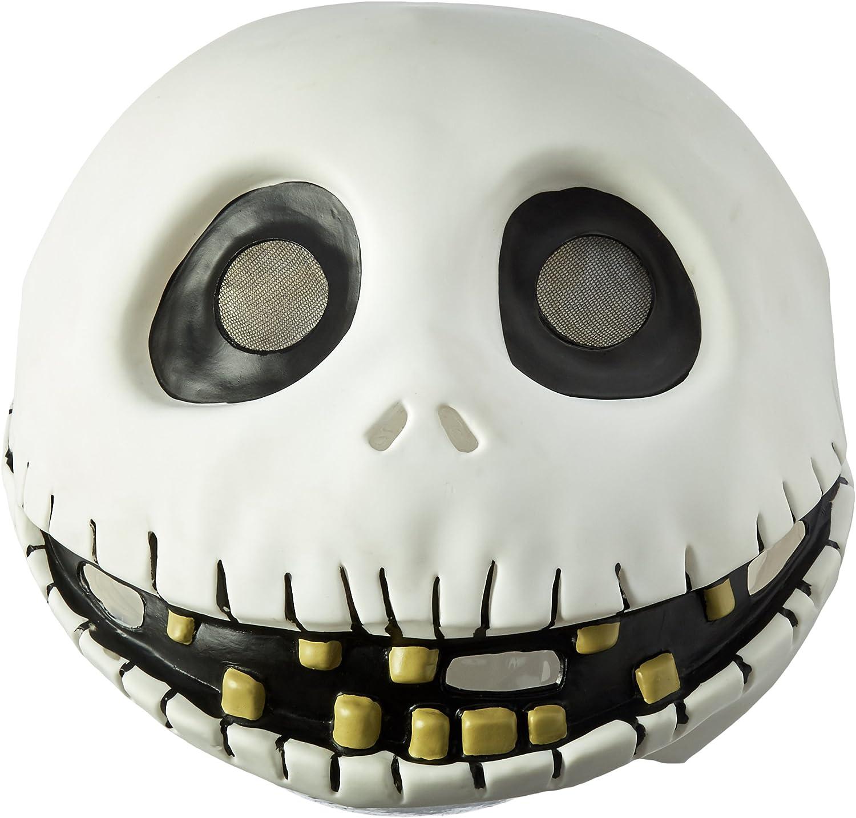 Nightmare Before Christmas Jack Skellington Mask for Kids Disney Store New