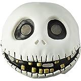 Disguise Men's The Nightmare Before Christmas Jack Skellington Latex Mask