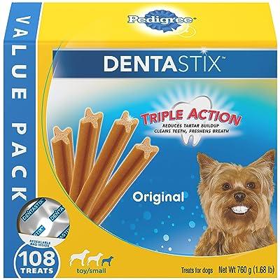Pedigree DENTASTIX Adult & Puppy Toy/Small Treats