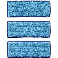 KEEPOW 3 Pack Mopas de Microfibra para Trapeador