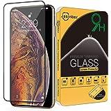 Jasinber Mica Vidrio Cristal Templado con protección de Sensor FaceID para iPhone 11 Pro MAX (2019) / XS MAX (6.5…