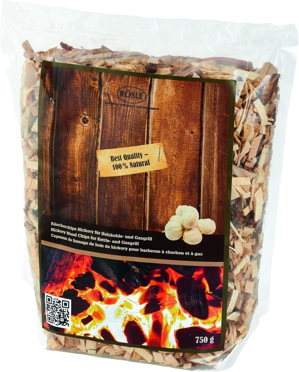 NEUF Rösle Barbecue Accessoires Räucherchips Cerise 25105