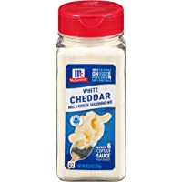 McCormick White Cheddar Mac & Cheese Seasoning Mix, 8.37 oz