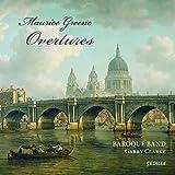 Maurice Greene: Overtures