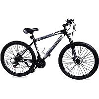 Urban Terrain UT1000 21Speed 27.5T Mountain Bike (Black/Grey)