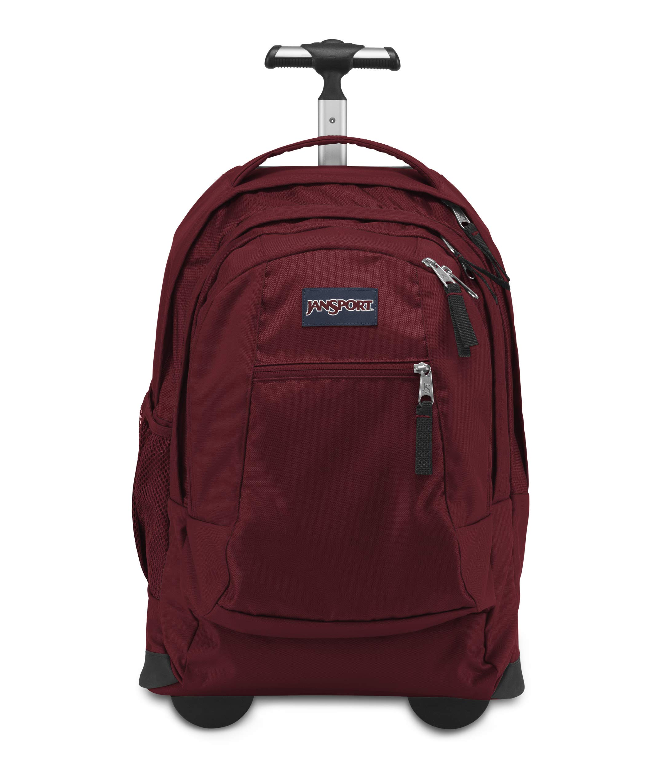 JanSport Driver 8 Core Seried Wheeled Backpack, Viking Red by JanSport