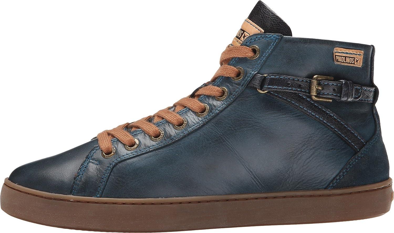pikolinos, mujer, - Botines York Villeroy, w0d de 8586, color Azul, talla 38 EU: Amazon.es: Zapatos y complementos