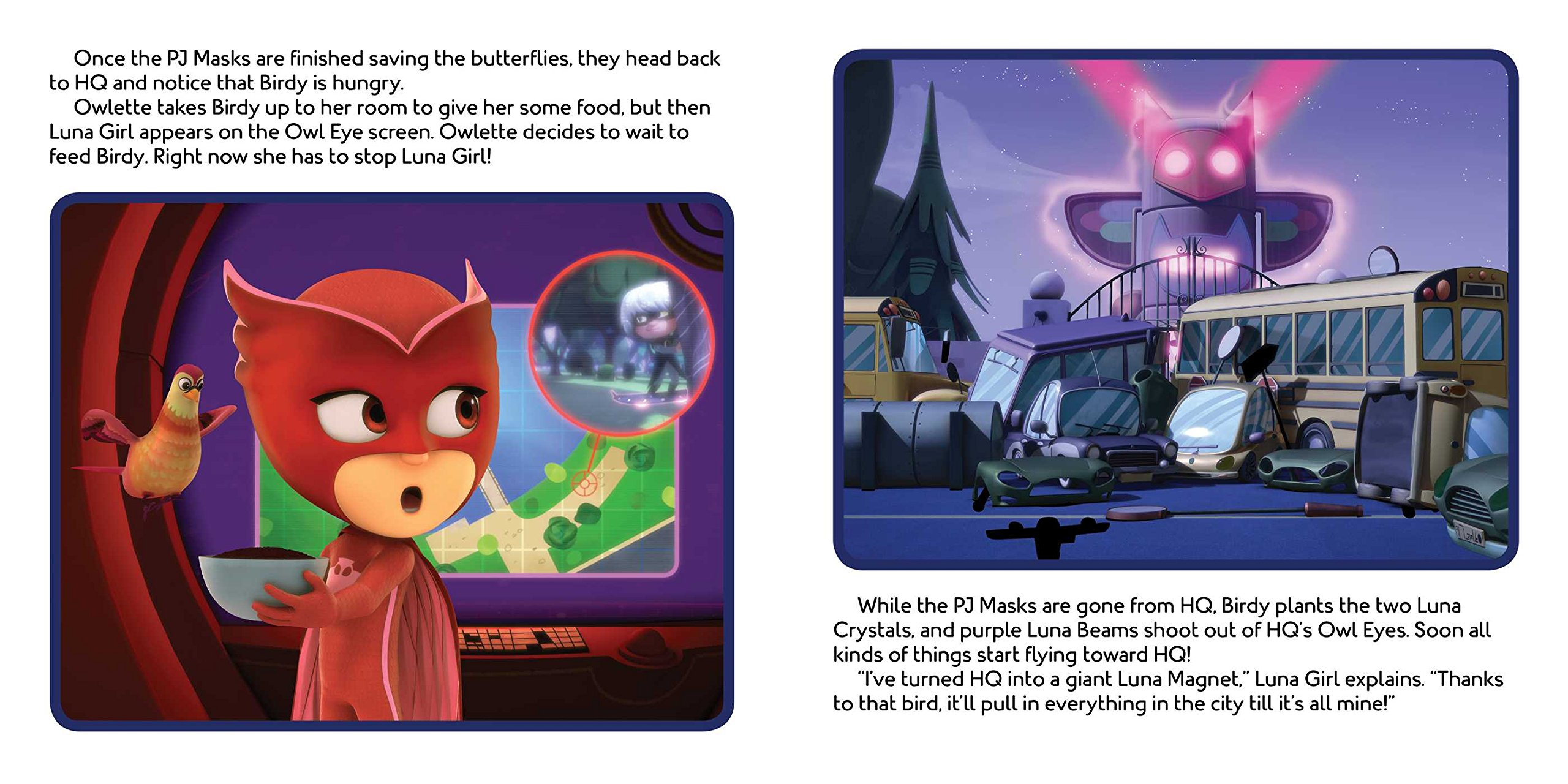 Owlette Gets a Pet (PJ Masks): Maggie Testa: 9781534410497: Amazon.com: Books