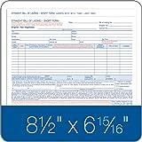 Adams Bill of Lading Short Form, 8-1/2 x 7-7/16