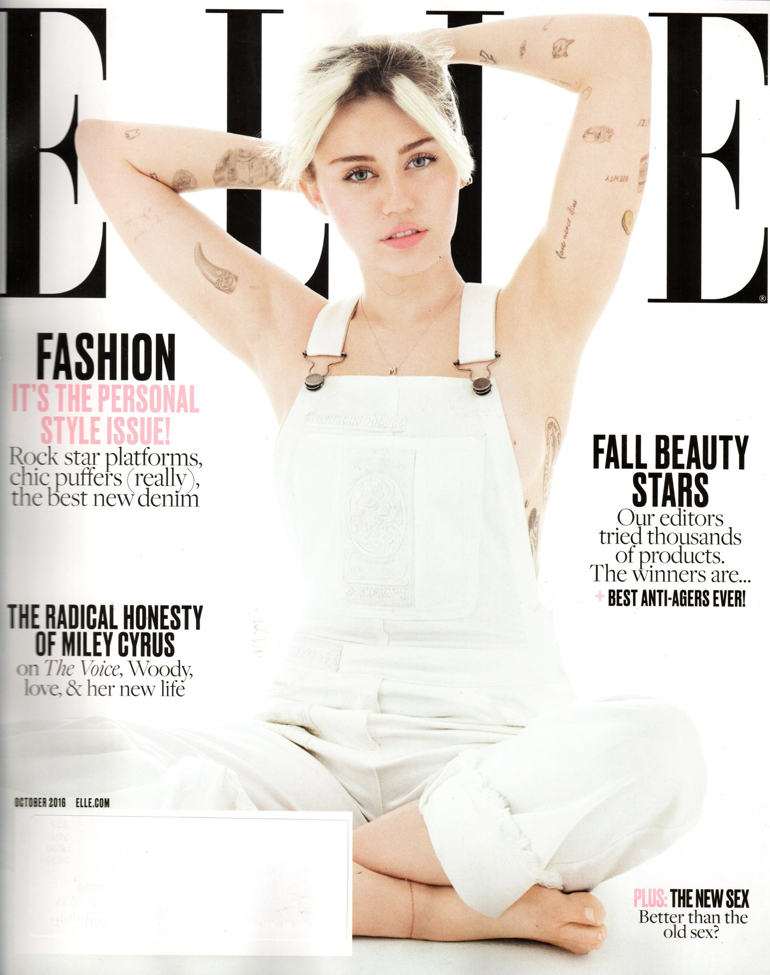 miley cyrus sitting cover