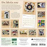 The Lakota Way 2019 Wall Calendar: Native
