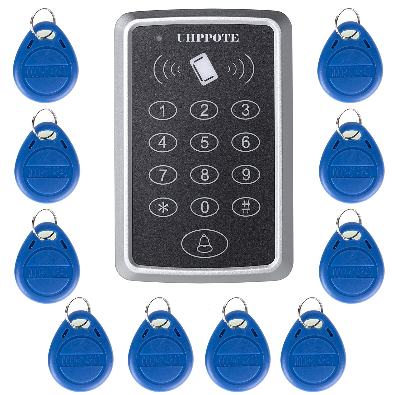The Media Center Blog Z Wave Rfid Keypad For Alarm System