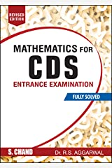 Mathematics for CDS Entrance Examination Paperback