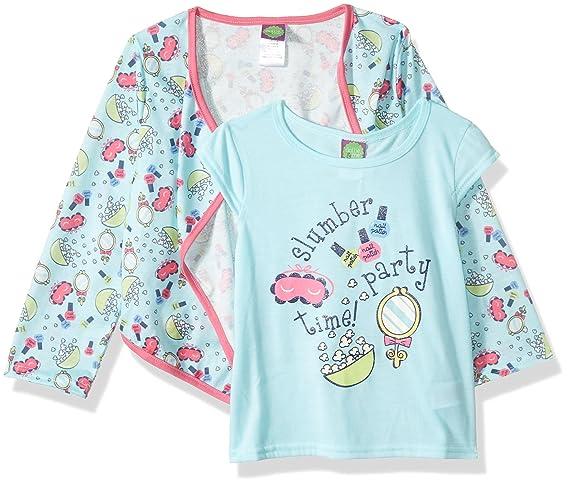 Amazon.com  Dollie   Me Girls Cozy Slumper Party Sleepwear Set  Clothing 0f2674145