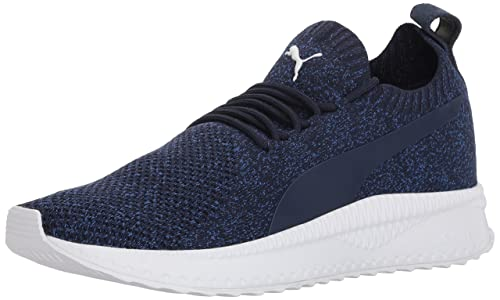 Puma Men s Tsugi Apex Evoknit Sneaker Blue  Buy Online at Low Prices ... b3b0a5372