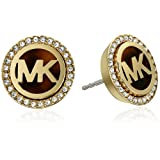 Amazon Price History for:Michael Kors Tone Stud Earrings