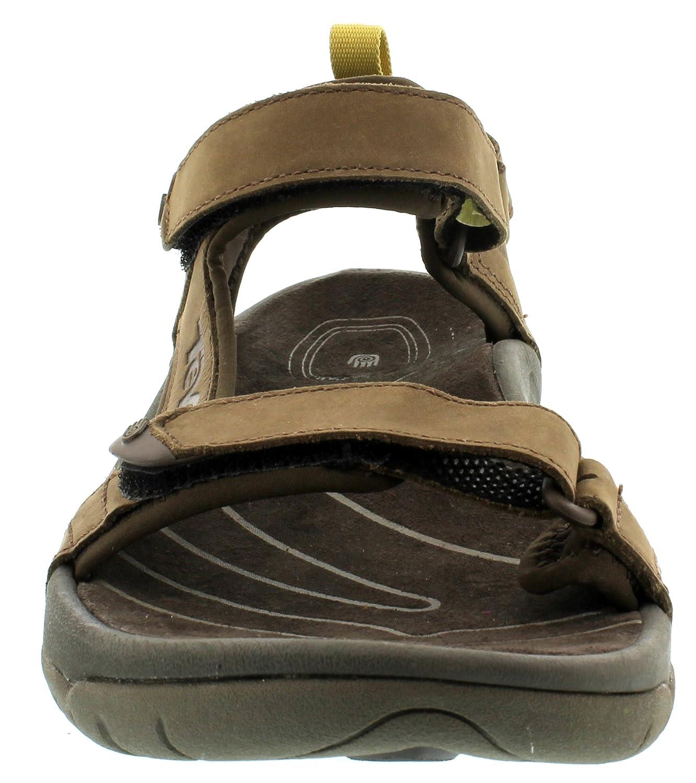 Teva Herren M Tanza (Braun Leder Sandalen Trekking-& Wanderschuhe Braun (Braun Tanza 556) e4db9d