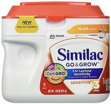 Similac Sensitive Stage 3 Toddler Formula - Powder - 22.08 oz