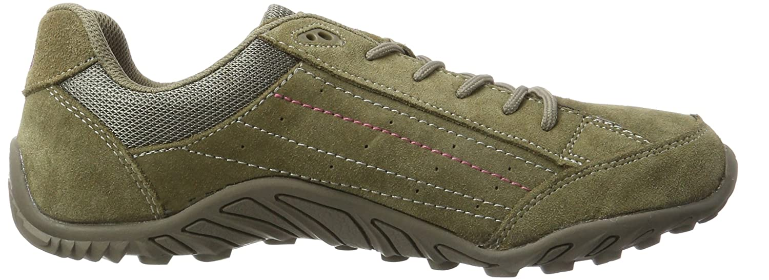Bruetting Walkingschuhe Racewalk Damen Walkingschuhe Bruetting Grau (Grau/Pink) a6f245