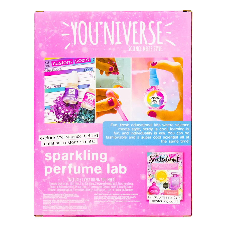 Amazon.com: Youniverse Crea tu propio perfume brillante ...