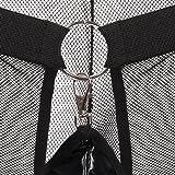 IWEMEK Men's Mesh Sheer Boxer Briefs Underwear