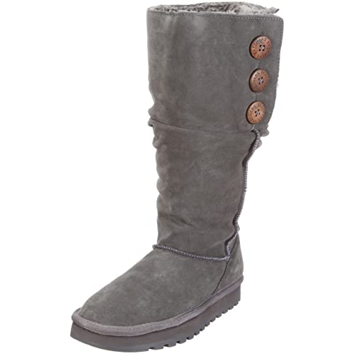 7ea64daf1ad Amazon.com | Skechers Women's Keepsakes-Brrrr Boot | Knee-High