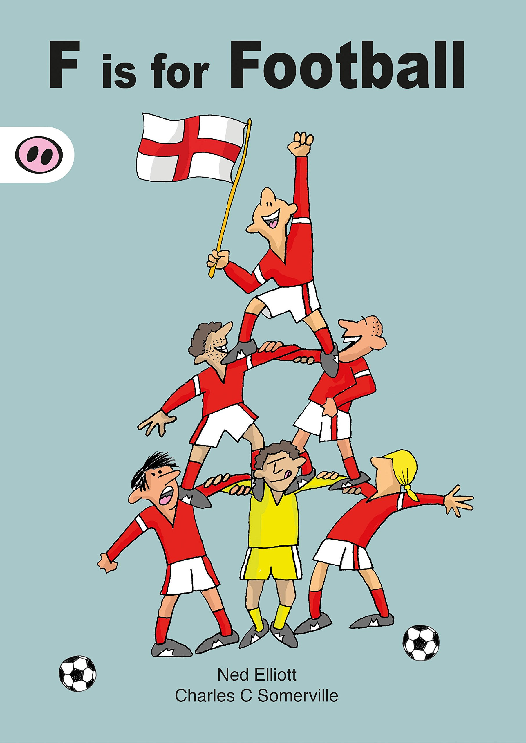 F Is for Football ebook