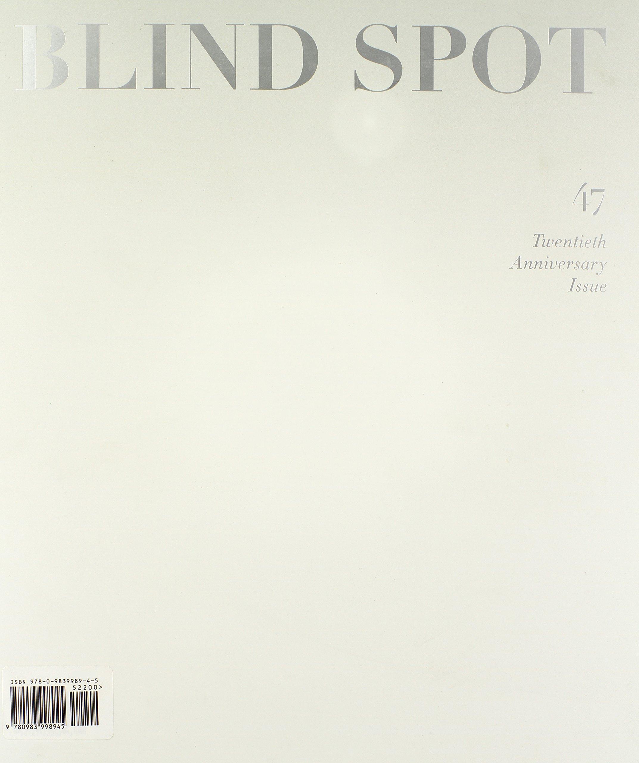 Read Online Blind Spot: Issue 47 ebook