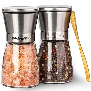 Kitchenbliss Professional Salt Grinder