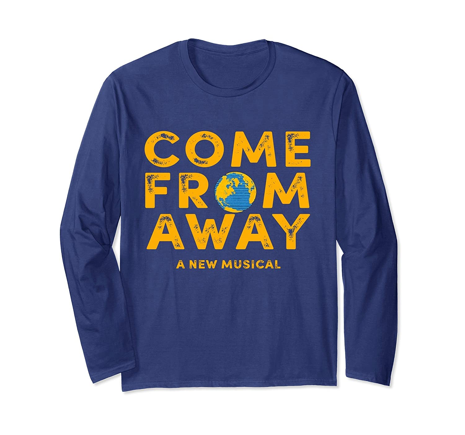 Come From Away T shirt-ln