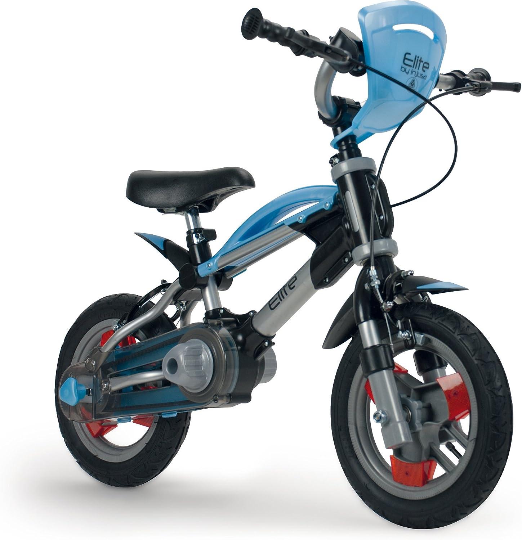 INJUSA - Bicicleta Elite Convertible sin Pedales para niños a Partir de 3 años, Azul (12001)
