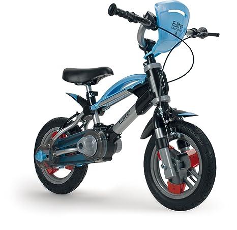 INJUSA - Bicicleta Elite Convertible sin Pedales para niños a Partir de 3 años, Azul