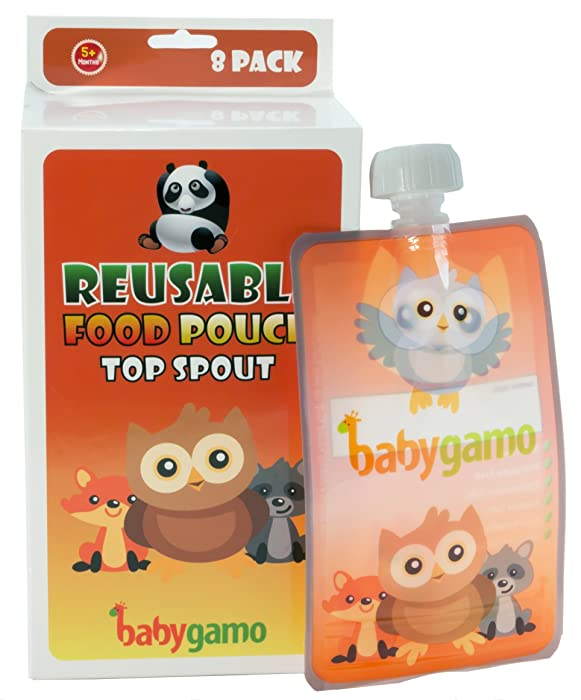 Top 10 Infant Baby Food Pouch