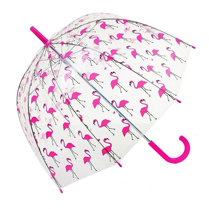 Transparent Deluxe Childrens Umbrella 72cm
