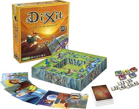 Dixit - Juego de mesa (versión española), edición 2016: Amazon.es: Juguetes y juegos