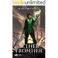 Aether Frontier - A LitRPG Adventure