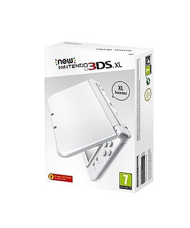 New Nintendo 3DS XL - Pearl White [Importación Inglesa ...
