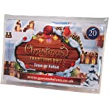 CHRISTMAS TRADITIONS QUIZ CARD GAME with True False answers Perfect for Christmas Eve Box family, kids, secret santa, work do, colleagues FREE UK DELIVERY