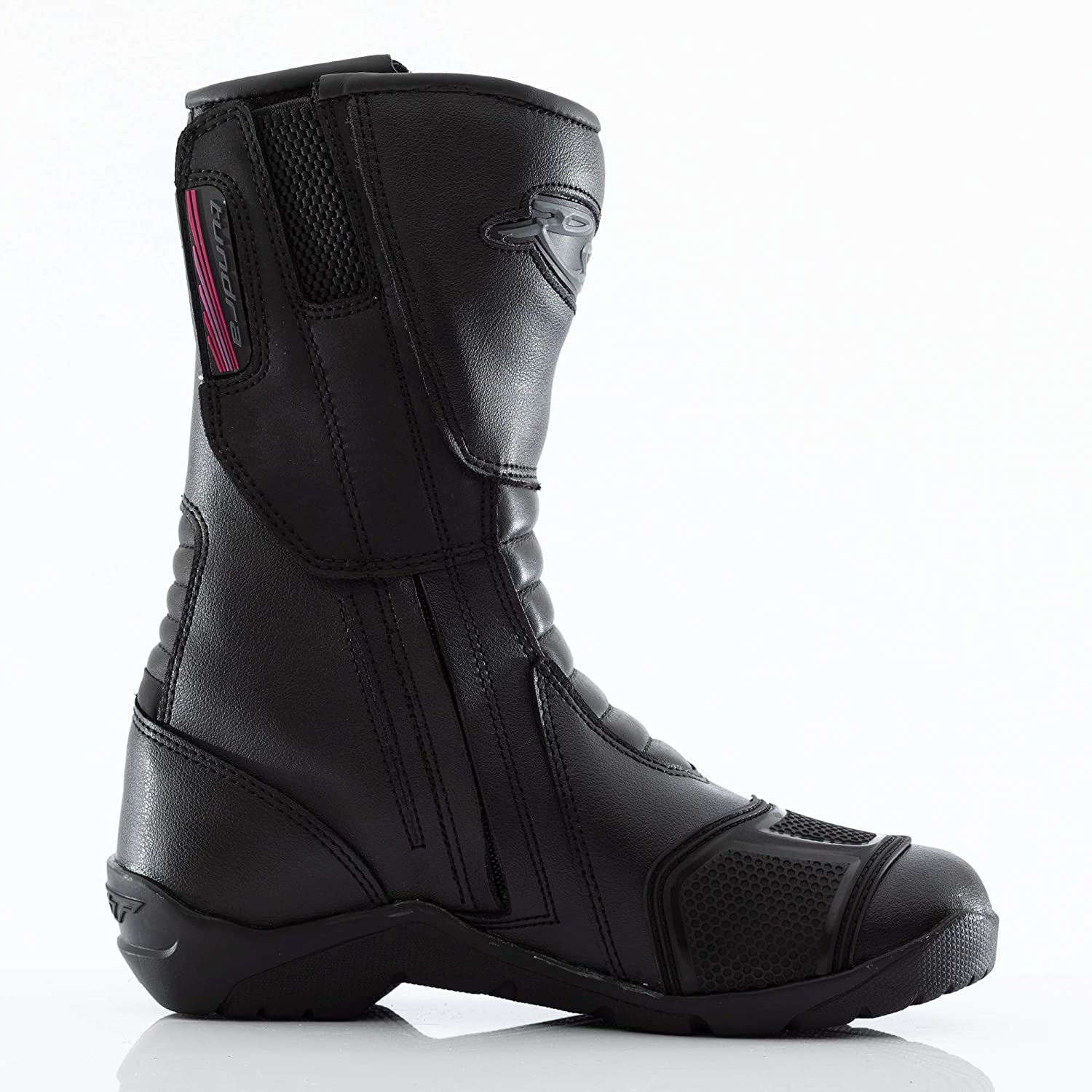 RST 1706 TUNDRA MOTORBIKE LADIES BOOTS Motorcycle Biker Rider Waterproof All Weather Women Touring Urban Sports Racing CE Certified Boot