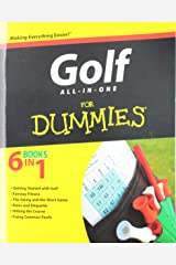 Golf All-in-One For Dummies Paperback