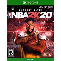 NBA 2K20 Standard Edition for Xbox One by 2K Games