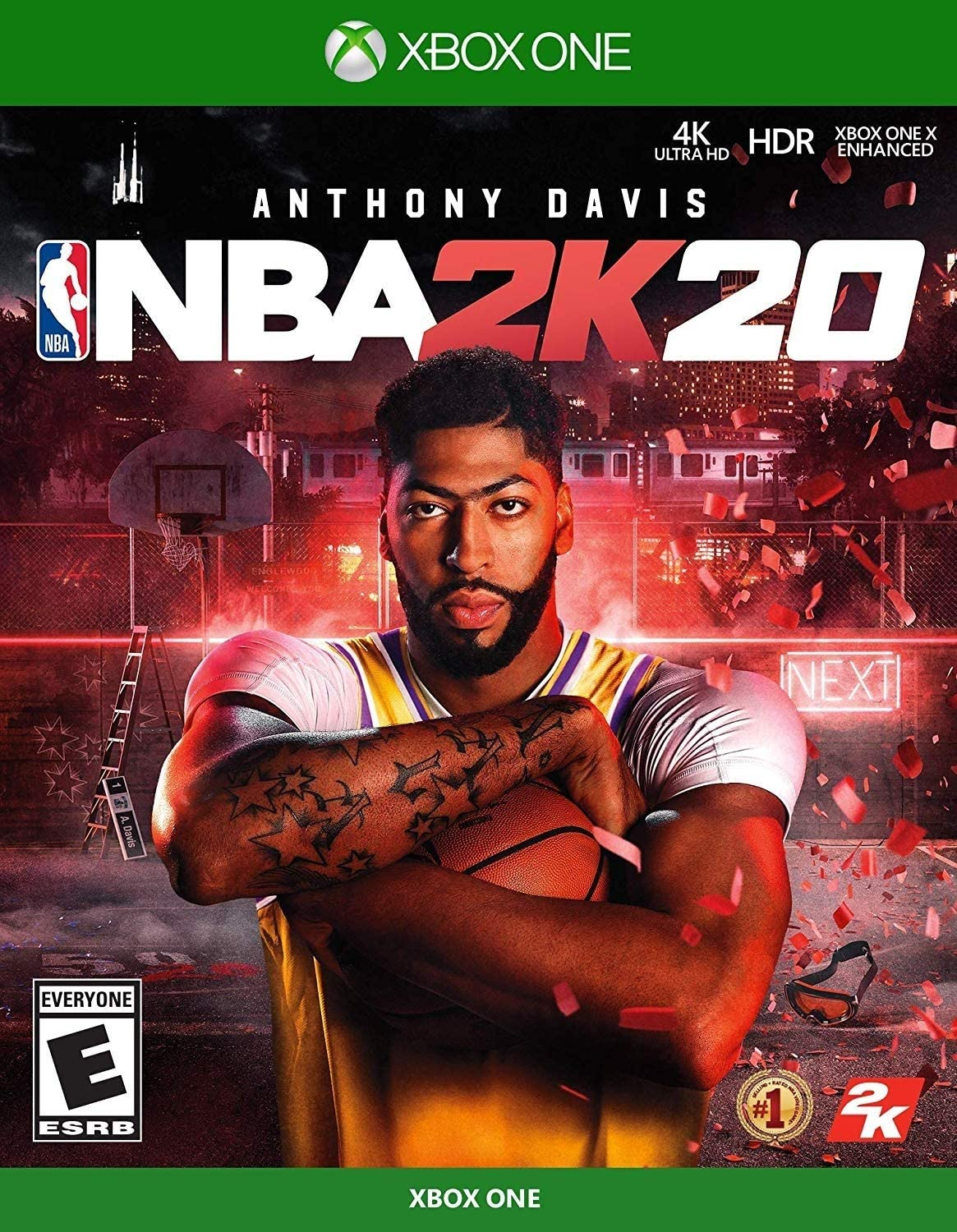 Best Xbox 360 Games 2020.Amazon Com Nba 2k20 Xbox One Take 2 Interactive Video Games