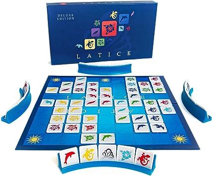 Latice Deluxe Juego de Mesa - Nueva edición: Amazon.es: Juguetes y juegos