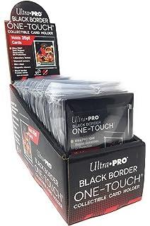 De Ultra Pro los titulares de tarjeta de comercio Magnético One Touch 35pt Tamaño Con Uv 3 Pack