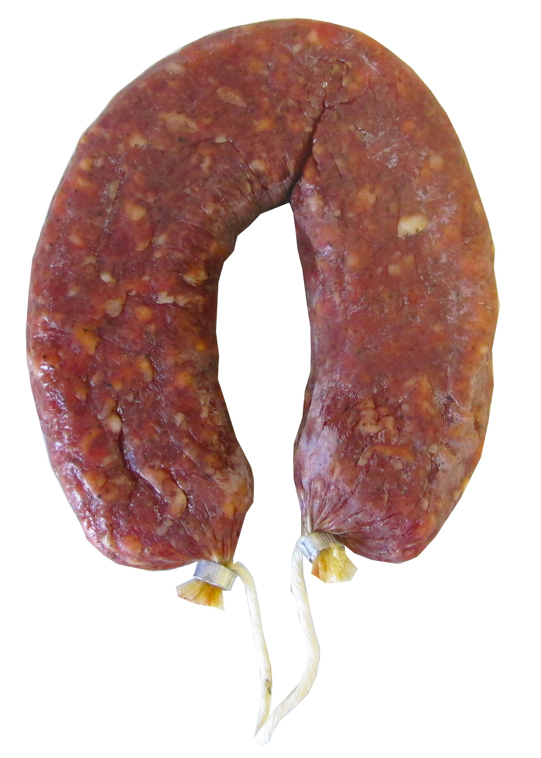 DRY CURED PORK SALAMI (SELSKI SOUDJOUK) - 2 PC - EACH PIECE IS B/N 0.65-0.75 LB by Hebros Foods