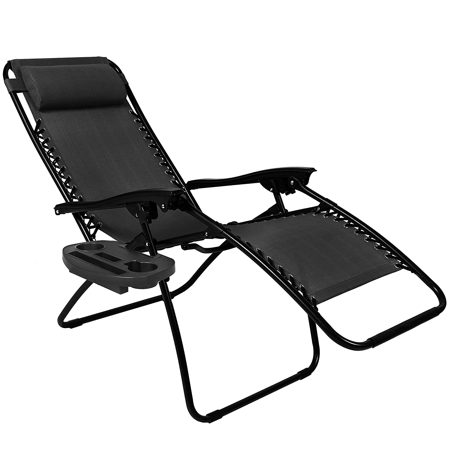 Amazon Best Choice Products Zero Gravity Chairs Case 2