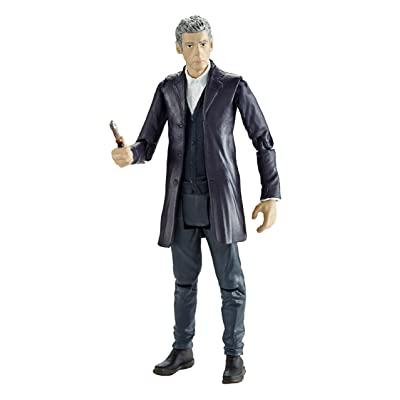 Doctor Who, Wave 3 Articulated Action Figure, The Twelfth Doctor, 3.75 Inches: Toys & Games