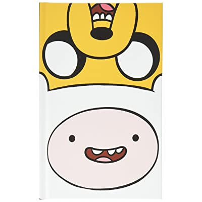 Adventure Time Finn and Jake Journal: Toys & Games