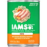 IAMS PROACTIVE HEALTH Wet Dog Food, 12 count 13 oz. Cans
